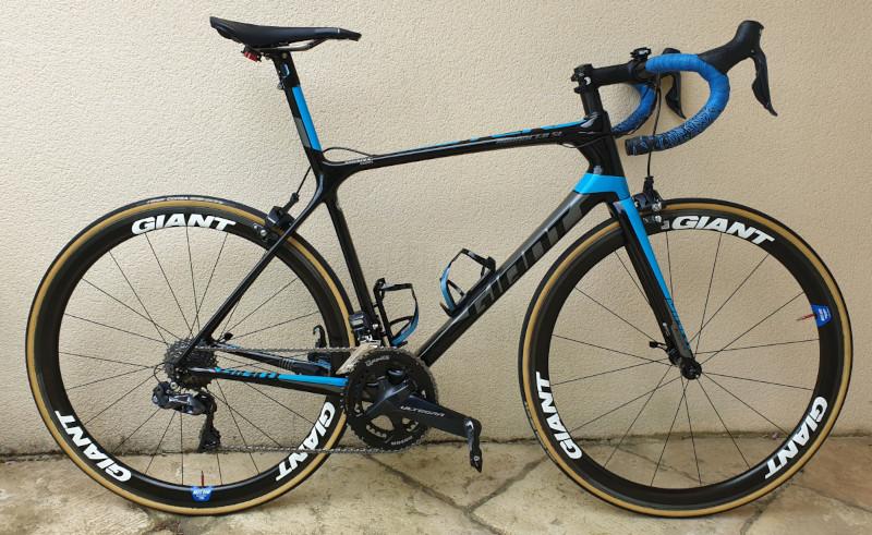 Vélo bruno Loric